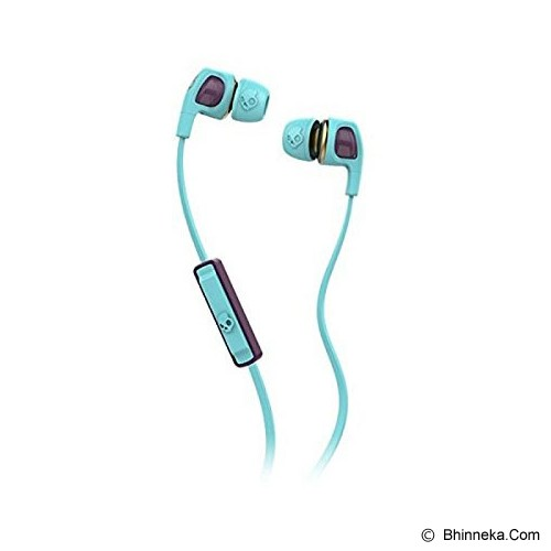 SKULLCANDY Dime In Ear w/Mic 1 [S2PGGY-397]  - Robin/Smoked Purple/Smoked Pur - Earphone Ear Bud